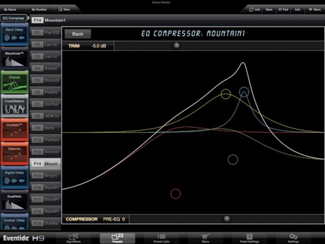 H9 Control screenshot 23
