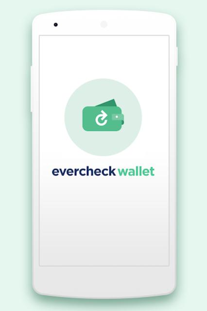 EverCheck Wallet screenshot 1
