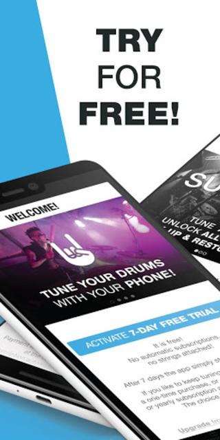 Drum Tuner   Drumtune PRO > Drum tuning made easy! screenshot 5