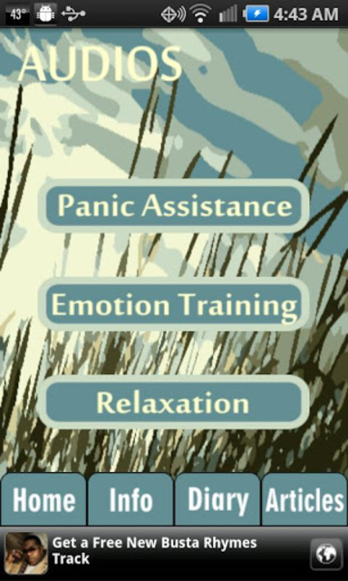 Stop Panic & Anxiety Self-Help screenshot 3