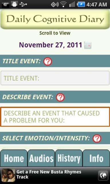 Stop Panic & Anxiety Self-Help screenshot 4
