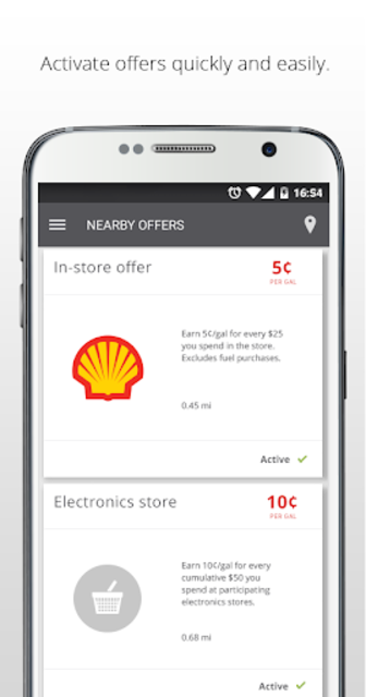 Fuel Rewards® program screenshot 5