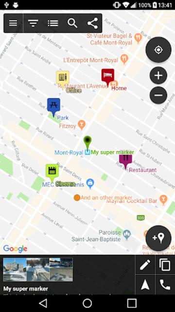 Map Marker screenshot 3