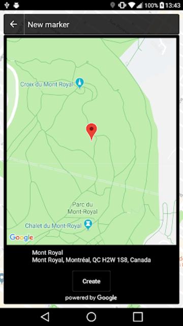 Map Marker screenshot 8