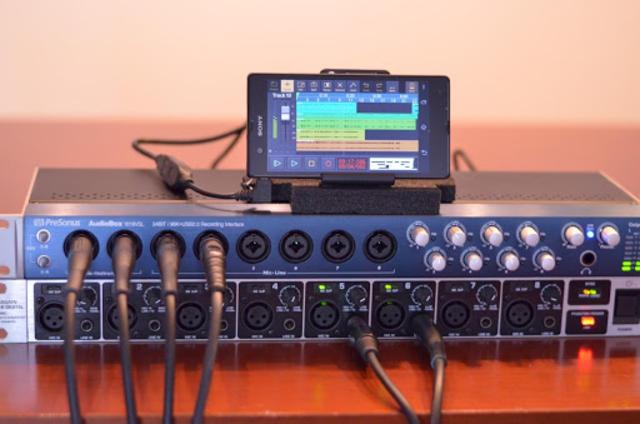 Audio Evolution Mobile Studio TRIAL screenshot 5