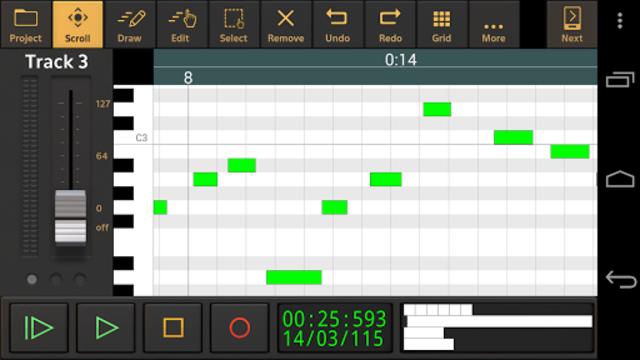 Audio Evolution Mobile Studio TRIAL screenshot 6
