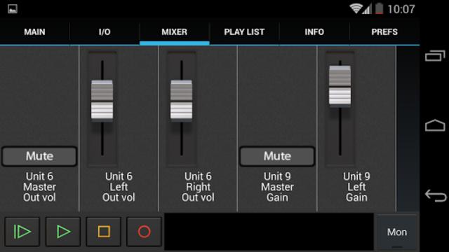 USB Audio Recorder PRO screenshot 5