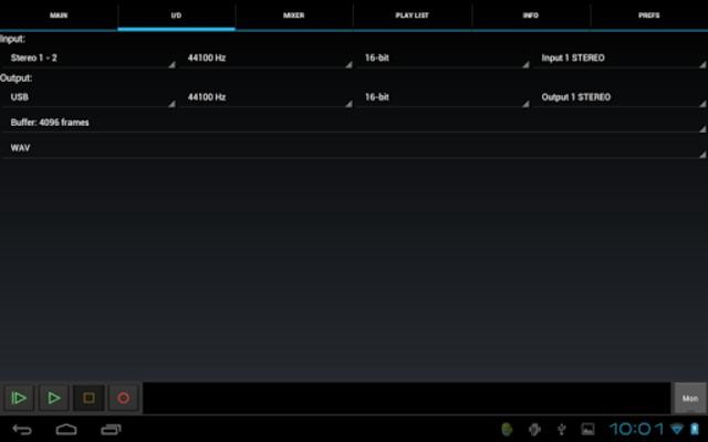 USB Audio Recorder PRO screenshot 11