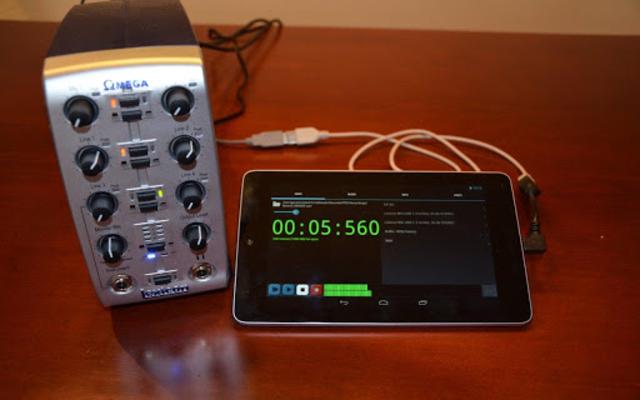 USB Audio Recorder PRO screenshot 13