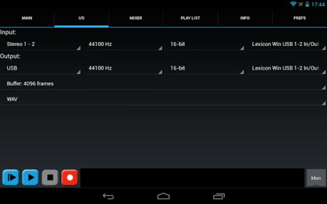 USB Audio Recorder PRO screenshot 15