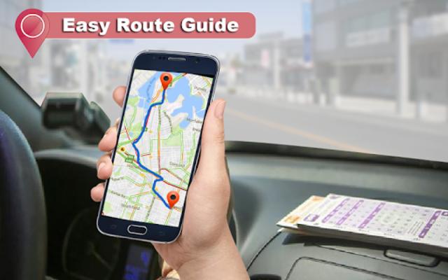 GPS Route Finder - Speed Live Camera Detector screenshot 2