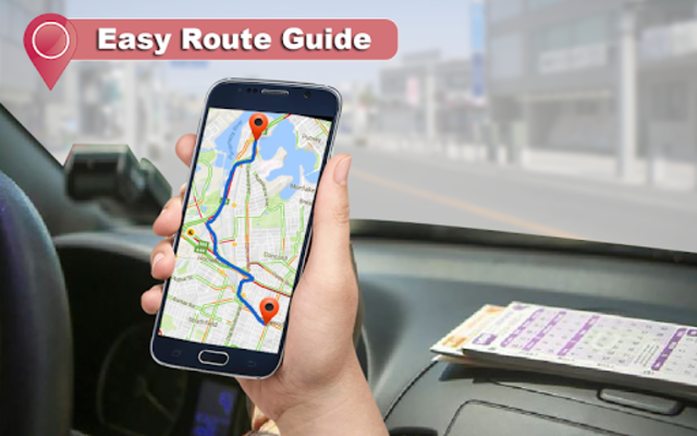 GPS Route Finder - Speed Live Camera Detector screenshot 14