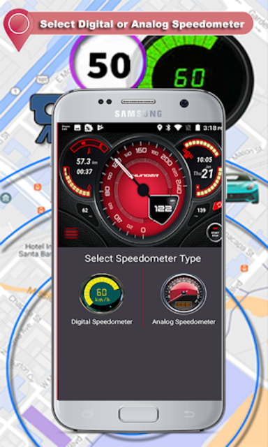 GPS Route Finder - Speed Live Camera Detector screenshot 23