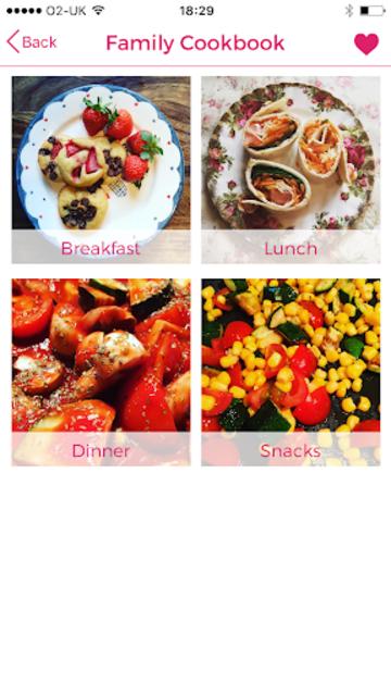 Baby-Led Weaning Recipes screenshot 9