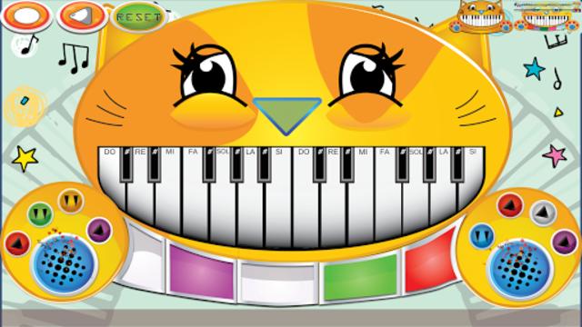 Meow Music - Sound Cat Piano screenshot 1