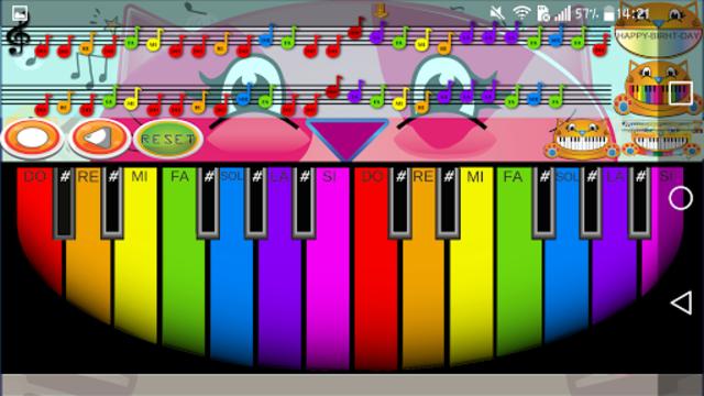Meow Music - Sound Cat Piano screenshot 23
