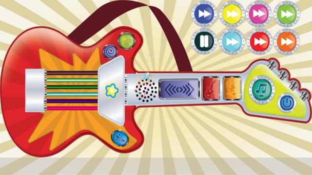 Toys Guitar screenshot 9