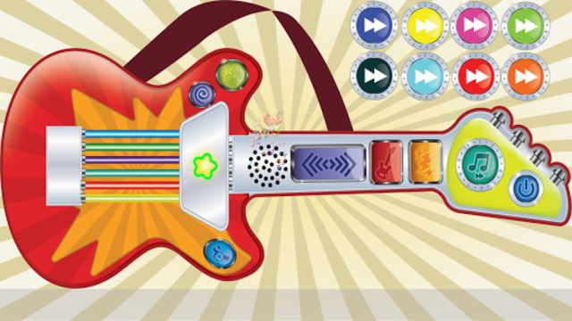 Toys Guitar screenshot 10