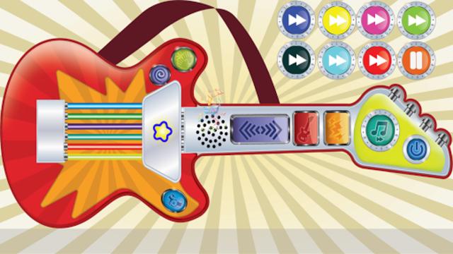 Toys Guitar screenshot 12