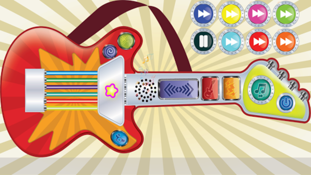 Toys Guitar screenshot 13