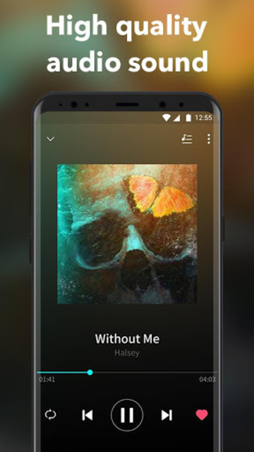 Music Plus - Online & Offline Music Player screenshot 2