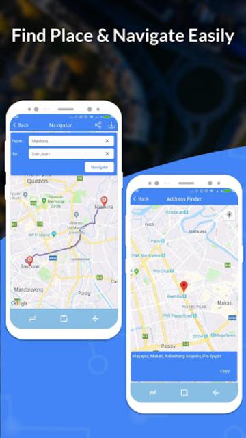 GPS, Maps, Navigate, Traffic & Area Calculating screenshot 1