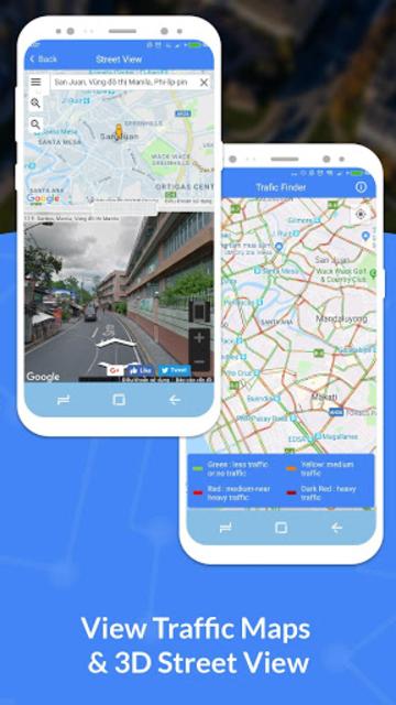 GPS, Maps, Navigate, Traffic & Area Calculating screenshot 2