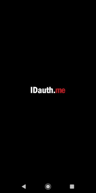 IDAuth.me screenshot 1