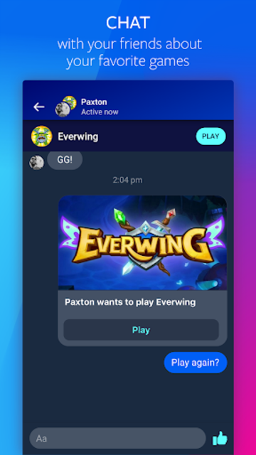 fb.gg: Watch, Share, Chat, and Play Games screenshot 3