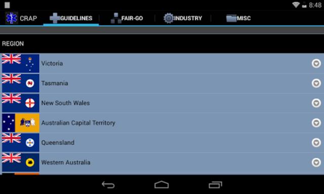 CRAP screenshot 1