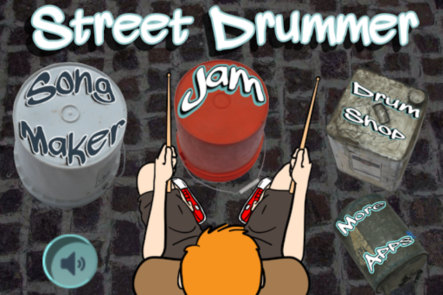 Street Drummer screenshot 1
