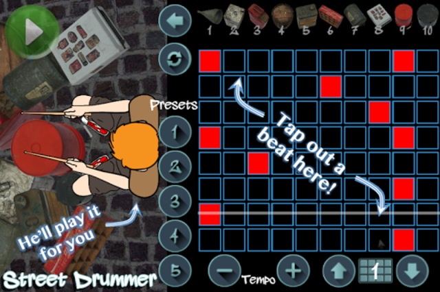 Street Drummer screenshot 2