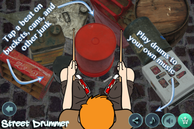 Street Drummer screenshot 4