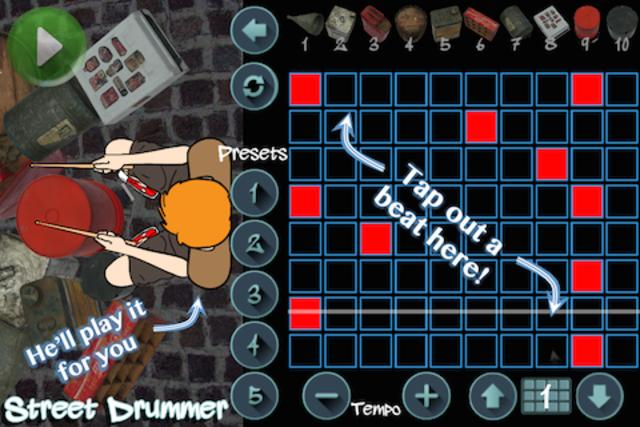 Street Drummer - bucket beats screenshot 2
