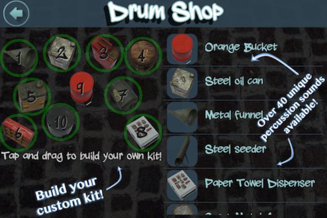 Street Drummer - bucket beats screenshot 3