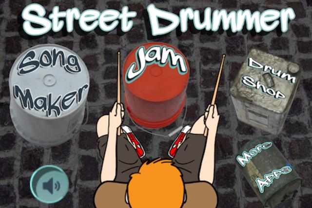 Street Drummer - bucket beats screenshot 4