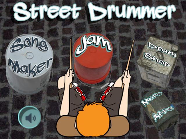 Street Drummer - bucket beats screenshot 12