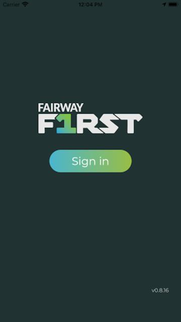 FairwayFirst screenshot 3