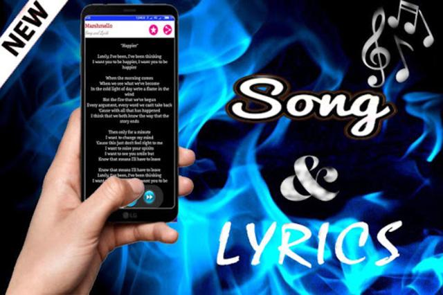 DJ Marshmello Song + Lyrics screenshot 3
