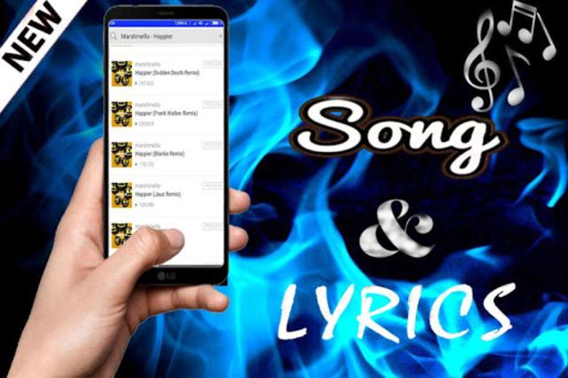 DJ Marshmello Song + Lyrics screenshot 4