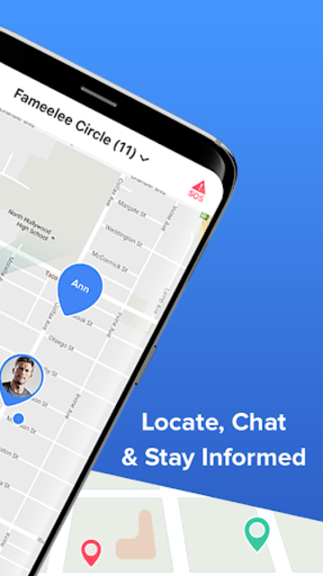 Family Locator by Fameelee screenshot 2