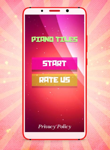 Nicki Minaj MEGATRON Fancy Piano Tiles screenshot 1