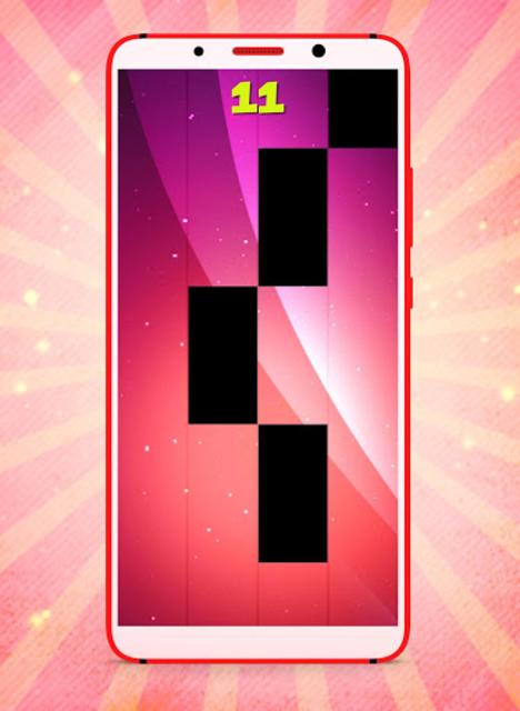 Nicki Minaj MEGATRON Fancy Piano Tiles screenshot 5