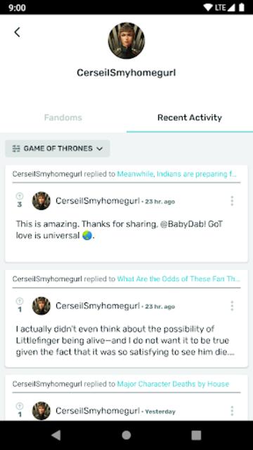 FANDOM – Videos, News, and Reviews screenshot 5