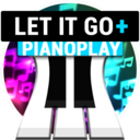 Icon for PianoPlay: LET IT GO +