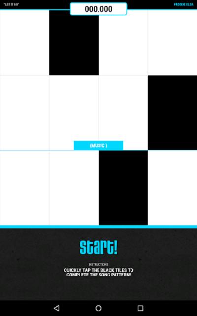 PianoPlay: LET IT GO + screenshot 8