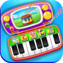 Icon for Baby Phone Piano & Drums - Music Instruments
