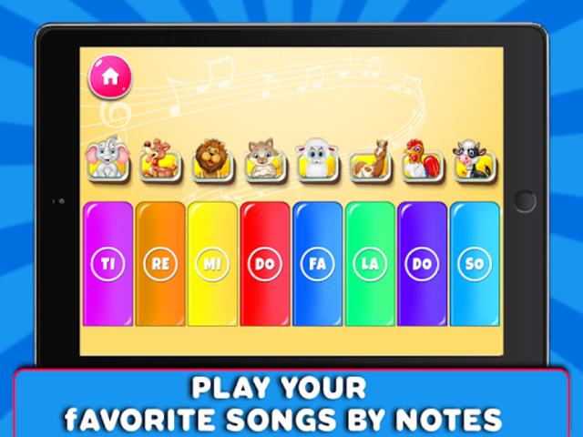Baby Phone Piano & Drums - Music Instruments screenshot 4