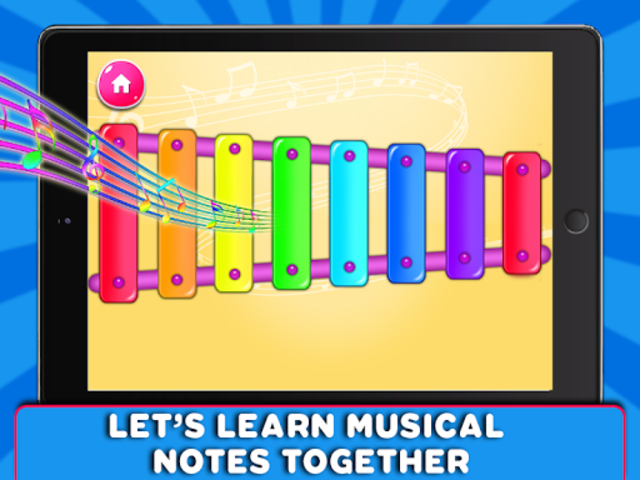 Baby Phone Piano & Drums - Music Instruments screenshot 5