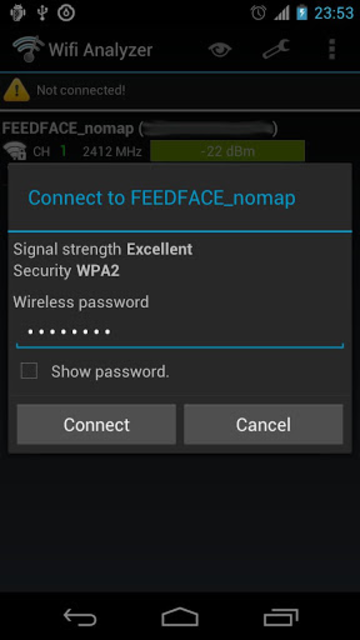Wifi Connecter Library screenshot 3